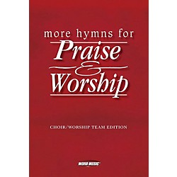Word Music More Hymns For Praise & Worship Piano/Vocal/Guitar (103170)