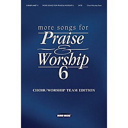 Word Music More Songs for Praise & Worship - Volume 6 for Piano/Vocal/Guitar (118722)