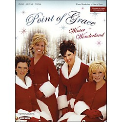 Word Music Point Of Grace - Winter Wonderland arranged for piano, vocal, and guitar (P/V/G) (309483)