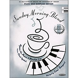 Word Music Sunday Morning Blend Keepsake Edition arranged for piano, vocal, and guitar (P/V/G) (309976)