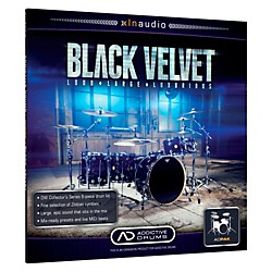 XLN Audio ADpak Black Velvet - Expansion Pack for Addictive Drums (1096-11)