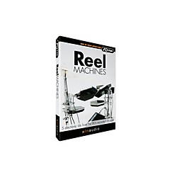 XLN Audio ADpak Reel Machines - Expansion Pack for Addictive Drums (1096-7)