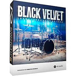 XLN Audio Addictive Drums 2  Black Velvet (1096-28)