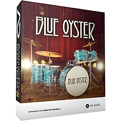 XLN Audio Addictive Drums 2  Blue Oyster (1096-19)