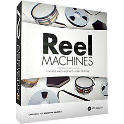 XLN Audio Addictive Drums 2  Reel Machines (1096-24)