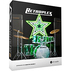 XLN Audio Addictive Drums 2  Retroplex (1096-20)
