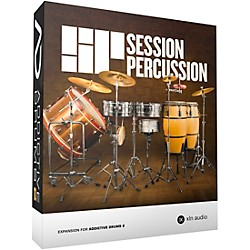 XLN Audio Addictive Drums 2  Session Percussion (1096-27)