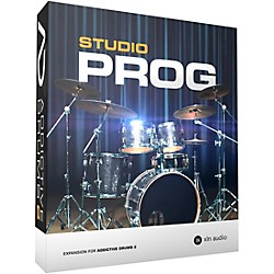XLN Audio Addictive Drums 2  Studio Prog (1096-17)