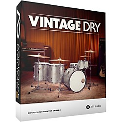 XLN Audio Addictive Drums 2  Vintage Dry (1096-29)