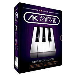 XLN Audio Addictive Keys - Studio Collection (1096-2)
