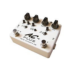 Xotic AC Plus 2-Channel Overdrive Guitar Effects Pedal (USED004000 AC Plus)