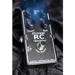Xotic Bass RC Booster Bass Effects Pedal (USED004000 BASS RC BOOSTE)