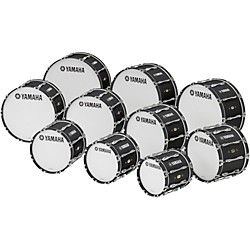 "YAMAHA 24"" x 14"" 8300 Series Field-Corps Marching Bass Drum (MB-8324BR)"