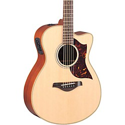 YAMAHA A-Series Concert Acoustic-Electric Guitar with SRT Pickup (AC1M MF)