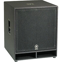 "YAMAHA CW118V 18"" Club Concert Series Subwoofer Speaker (CW118V)"