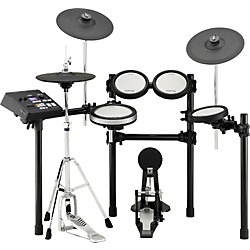 YAMAHA DTX700K Electronic Drum Set (DTX700K)