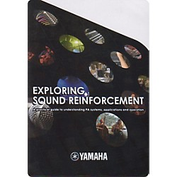 YAMAHA Exploring Sound Reinforcement Instructional DVD (SR DVD)