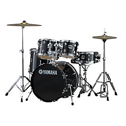 "YAMAHA GigMaker 5-Piece Drum Set with 20"" Bass Drum (GM-0F56BLG)"