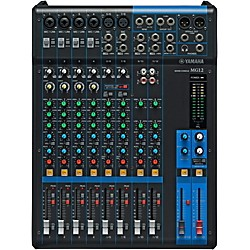 YAMAHA MG12 12-Channel Mixer (MG12)