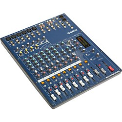 YAMAHA MG124CX 12-Input Stereo Mixer with Compression and Effects (RMG124CX)