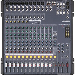 YAMAHA MG166CX 16-Channel Mixer With Compression and Effects (MG166CX USED)