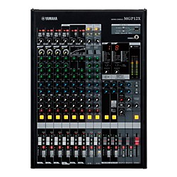 YAMAHA MGP Series MGP12X 12-Channel/4-Bus Mixer (MGP12X)