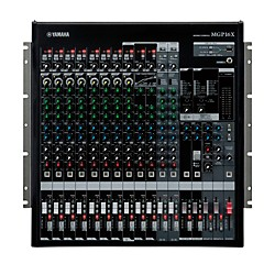 YAMAHA MGP Series MGP16X 16-Channel/4-Bus Mixer (MGP16X)