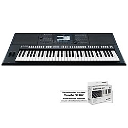 YAMAHA PSR-S750 61-Key Arranger Keyboard (PSRS750)