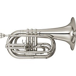YAMAHA YBH-301M Series Marching Bb Baritone (YBH-301MS)