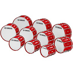 "Yamaha 30 x 14"" 8300 Series Field-Corps Marching Bass Drum (MB-8330RR)"