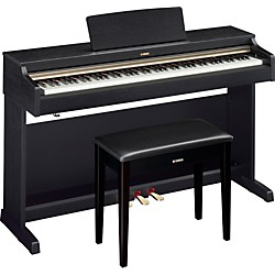 Yamaha 88 Key Arius Digital Piano with Bench (YDP162B)