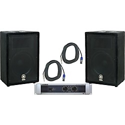 Yamaha A12 / P3500S Speaker & Amp Package (KIT - 584973)