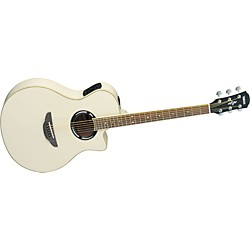 Yamaha APX500II Thinline Cutaway Acoustic-Electric Guitar (APX500II VW)