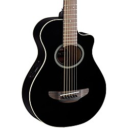 Yamaha APXT2 3/4 Thinline Acoustic-Electric Cutaway Guitar (APXT2 BL)