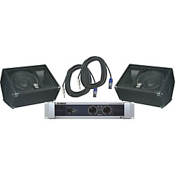 Yamaha BR12M / P3500S Speaker & Amp Package (KIT - 584975)