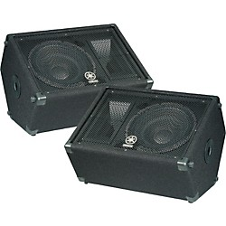 "Yamaha BR12M 12"" 2-Way Monitor Pair (KIT773231)"