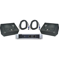 Yamaha BR15M / P3500S Speaker & Amp Package (KIT - 584976)