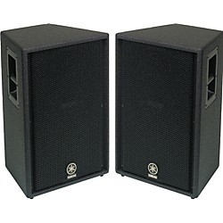 "Yamaha C112V 12"" 2-Way Club Speaker Pair (KIT773233)"