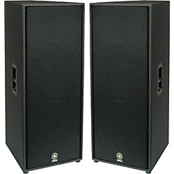 "Yamaha C215V Dual 15"" 2-Way Club Speaker Pair (KIT773235)"