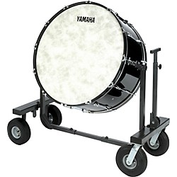 Yamaha CB-636 Concert Bass Drum with T-Bass Stand & Cover (CBT636BC KIT)