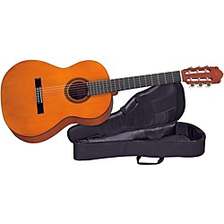 Yamaha CGS Student 3/4-Size Classical Guitar with Nylon Case (CGS103AII-SCCG3)