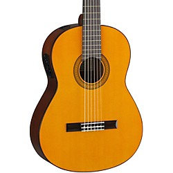 Yamaha CGX102 Acoustic-Electric Classical Guitar (CGX102)