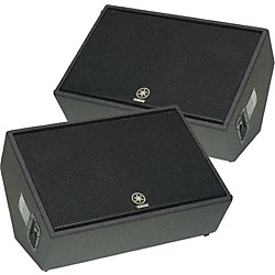 "Yamaha CM15V 15"" 2-Way Club Monitor Pair (KIT773238)"