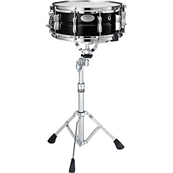 Yamaha CSS1455 Concert Steel Snare Drum with SS745A Stand (CSS1455S-489735)