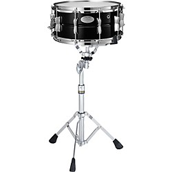 Yamaha CSS1465 Concert Steel Snare Drum with SS745A Stand (CSS1465S-489736)