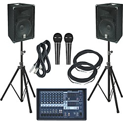 Yamaha EMX212S-BR12 PA Package (KIT773344)