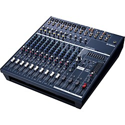 Yamaha EMX5014C 14-Input Stereo Powered Mixer (EMX5014C)