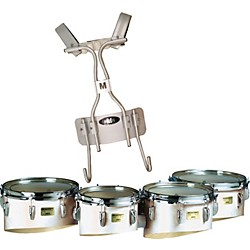 Yamaha Field-Corps 8, 10, 12, 13 Inch Quad with Aluminum Tubular Carrier (MQT8023FBU)
