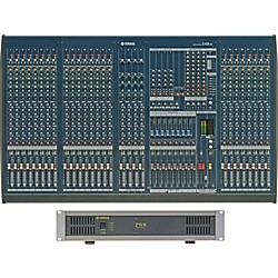 Yamaha IM8-24 Mixing Console with Power Supply (KIT882466)