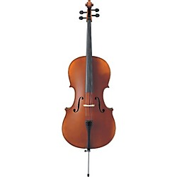 Yamaha Intermediate Model AVC7 cello outfit (AVC7-44SG)